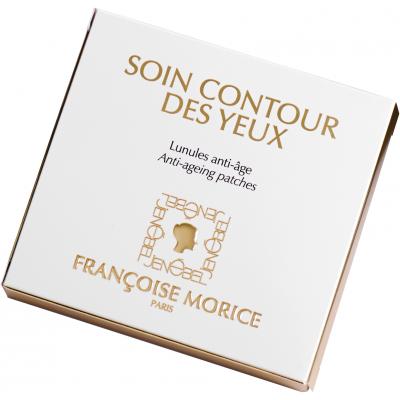 Soin contour des yeux produits institut de beauté Bordeaux Françoise Morice Kinéplastie